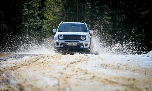 Doživetje: Jeep renegade 4xe