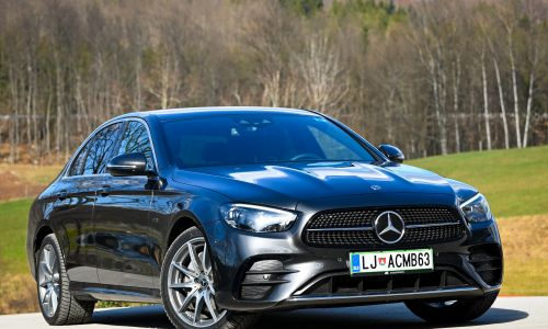 Test: Mercedes E 300 de 4matic