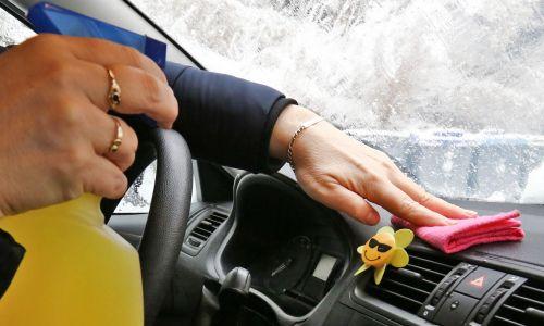 #Nasveti: Kemikalije in virusi v avtomobilski kabini