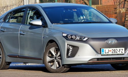 Test: Hyundai ioniq electric impression