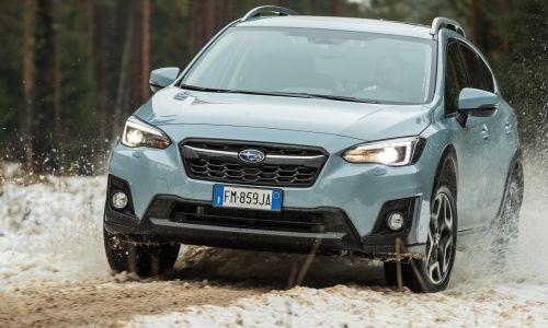 Za volanom: Subaru XV