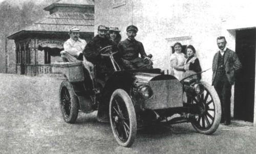 Obletnica: Začelo se je s Kranjskim avtomobilnim klubom