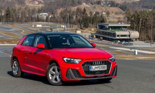 Test: Audi A1 sportback 30 TFSI s-line