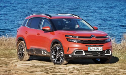 Test: Citroen C5 aircross 2.0 blueHDi 180 EAT8 shine