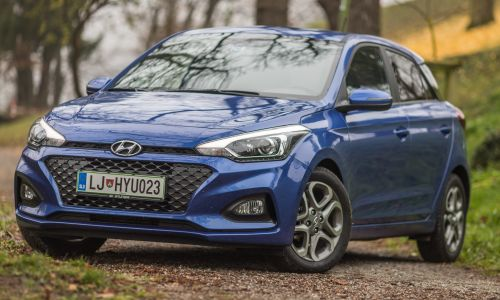 Kratek test: Hyundai i20 1,25 CVVT premium
