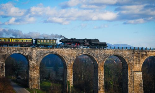 Parna lokomotiva: Vrnitev v preteklost