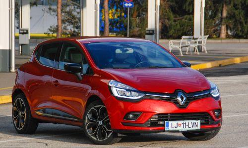 Kratek test: Renault clio I feel Slovenia energy TCe 75