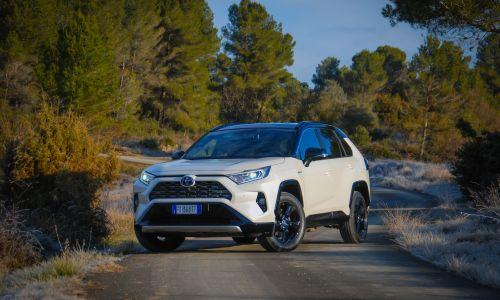 Za volanom: Toyota RAV4 hybrid