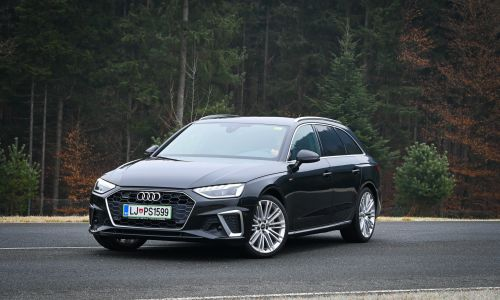 Kratek test: Audi A4 avant 40 TDI quattro S-line S-tronic