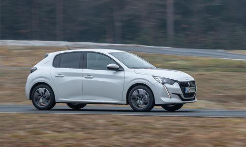 Test: Peugeot 208 allure 1,2 puretech 100 STT