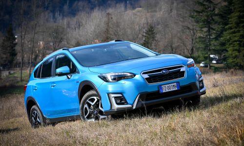 Za volanom: Subaru XV e-boxer