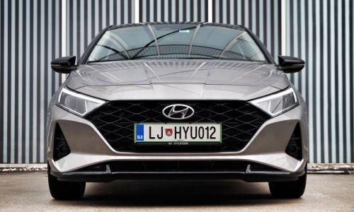 Test: Hyundai i20 1.0 T-GDi premium