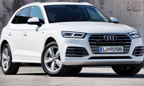 Test: Audi Q5 2.0 TDI quattro sport