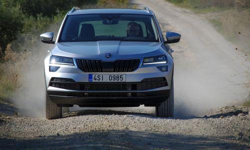 Za volanom: Škoda karoq