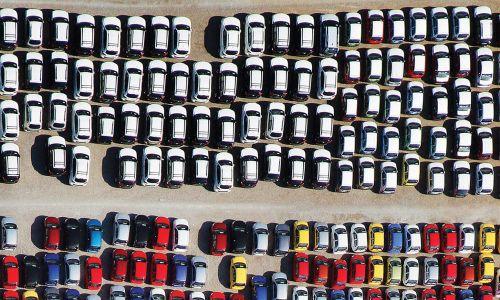 Avtomobilske čakalne vrste