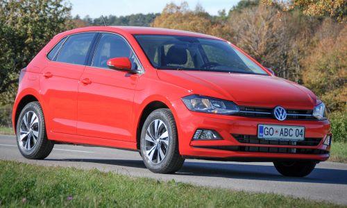 Volkswagen polo: nič več v senci golfa