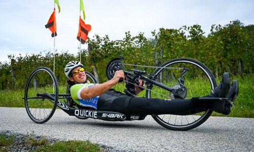 Levjesrčni motokrosist - iz bolnišnice naravnost na kolo