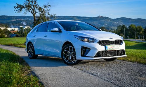 Test: Kia proceed 1,4 T-GDi GT-line
