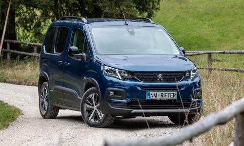 Kratek test: Peugeot rifter 1.5 blueHDi 130 GT line