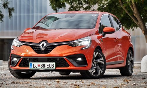 Test: Renault clio TCe 100 intense