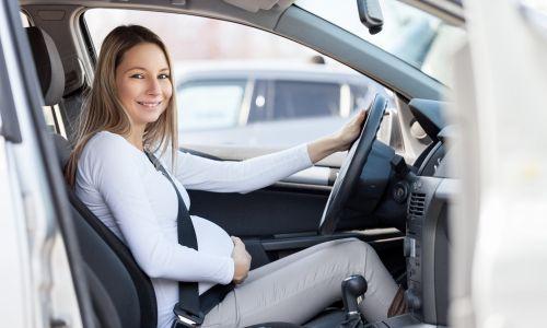 Zdravje: Nosečnost in vožnja avtomobila