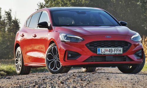 Test: Ford focus 1.0 ecoboost ST line business