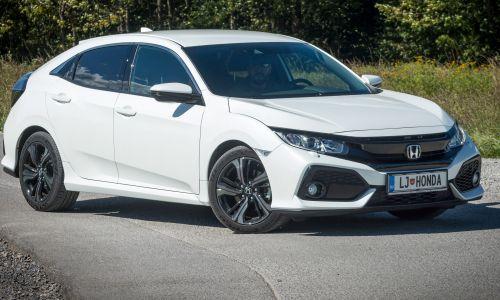 Kratek test: Honda civic 1.6 i-DTEC elegance
