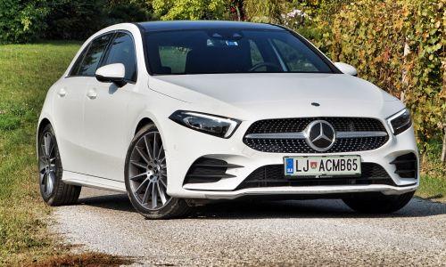 Test: Mercedes A 200