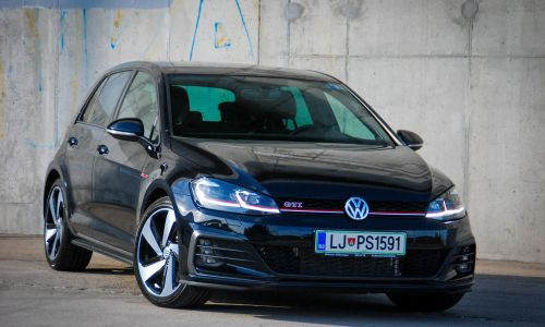 Kratek test: Volkswagen golf 2,0 GTI performance