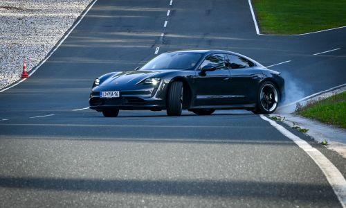 Doživetje: Porsche taycan turbo