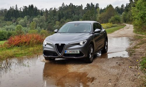 Test: Alfa romeo stelvio 2.0 turbo 280 Q4