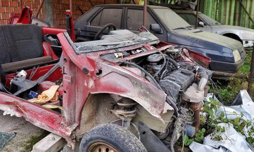 Izrabljeni avtomobili: Taksa namesto spodbud!