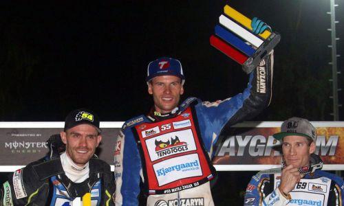 Speedway: Žagar slavil četrtič v karieri!