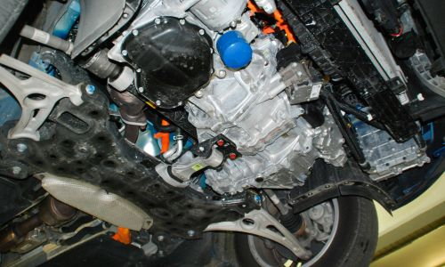 Supertest: hyundai ioniq 1,6 GDI PHEV premium - 5. del