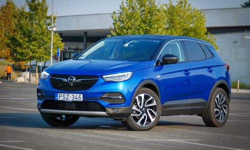 Kratek test: opel grandland X 2.0 turbo D ultimate