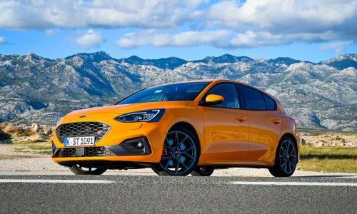 Za volanom: novi ford focus ST