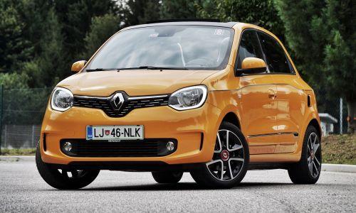 Kratek test: Renault twingo TCe 95 intens