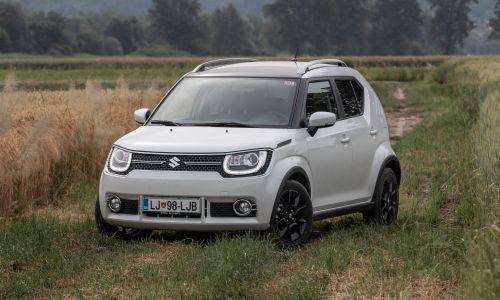 Kratek test: Suzuki ignis 1.2 VVT 4WD elegance