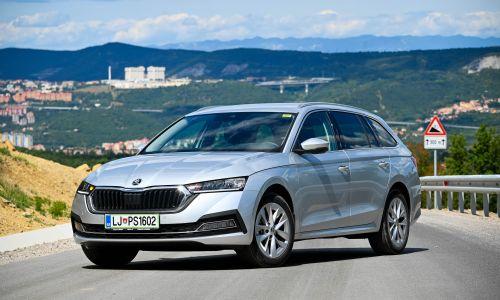 Test: Škoda octavia combi style 2,0 TDI DSG