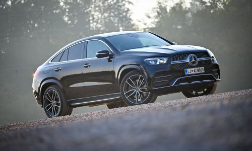 Test: Mercedes GLE coupe 400d 4matic