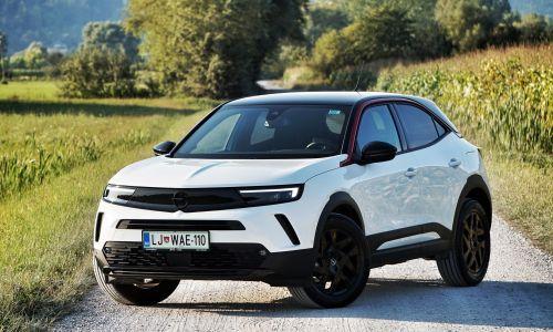 Test: Opel mokka 1.2 turbo SS 96 kW GS line