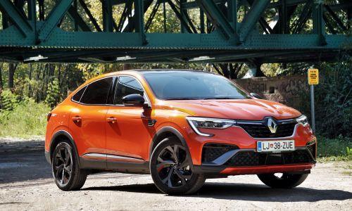 Test: Renault megane conquest 145 e-tech R.S. line