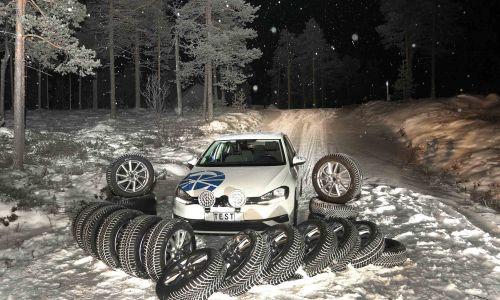 AMZS test 34 zimskih pnevmatik dimenzij 195/65 R15 in 225/50 R17