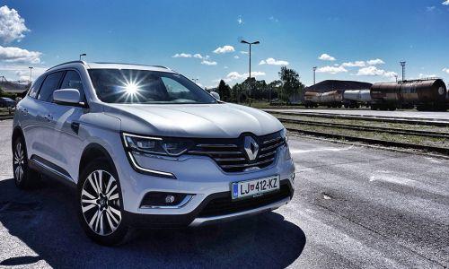 Test: Renault koleos energy dCi 175 4WD x-tronic initiale paris