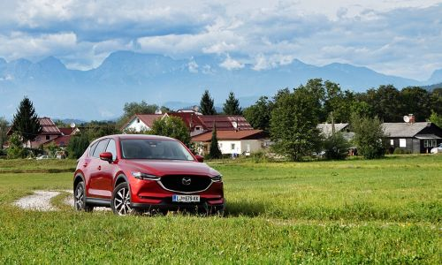 Test: Mazda CX-5 CD175 AWD AT revolution top