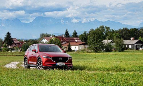 Test: Mazda CX-5 CD175 AWD AT revolution top