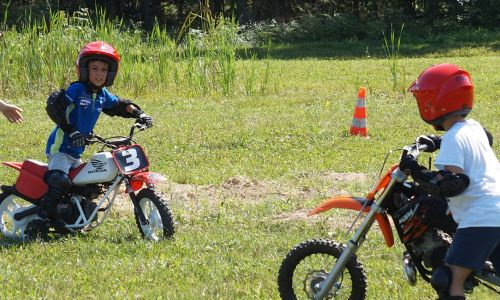 AMZS motošportno doživetje za otroke