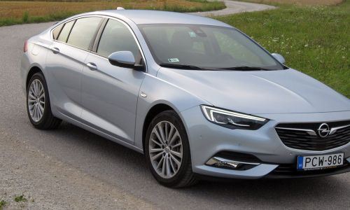 Test: Opel insignia 2.0 CDTI grand sport innovation