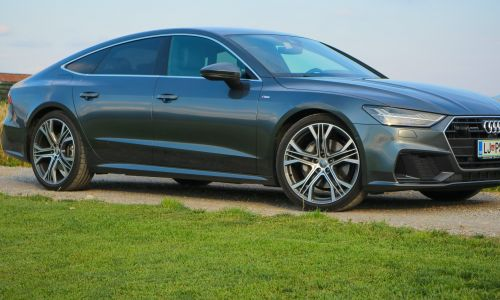 Test: Audi A7 sportback 50 TDI quattro