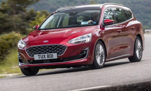 Za volanom: novi ford focus
